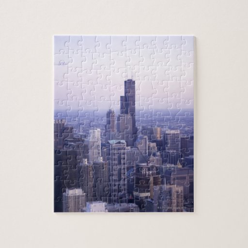 Chicago, Illinois, USA 2 Jigsaw Puzzles