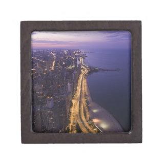 Chicago, Illinois, USA 6 Jewelry Box