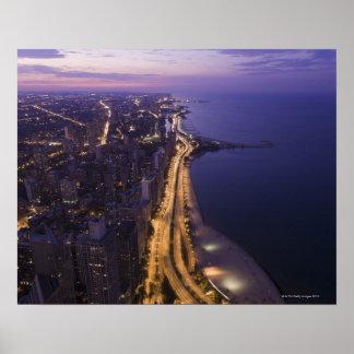 Chicago, Illinois, USA 6 Poster