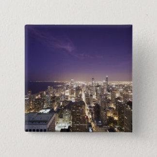 Chicago, Illinois, USA 7 Pinback Button