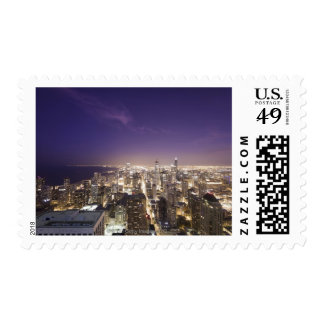 Chicago, Illinois, USA 7 Postage