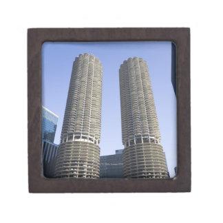 Chicago, Illinois, USA Keepsake Box