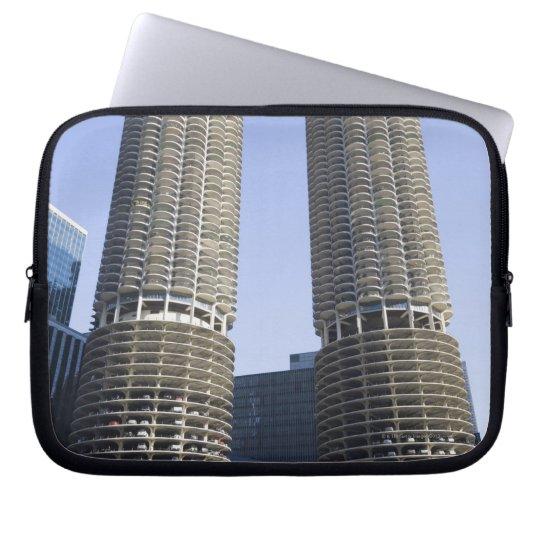 Chicago, Illinois, USA Laptop Sleeve