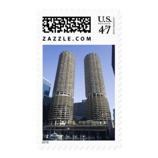 Chicago, Illinois, USA Postage