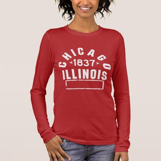 Chicago Inc Long Sleeve T-Shirt