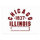Chicago inc. postal