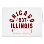 Chicago inc. tarjetas