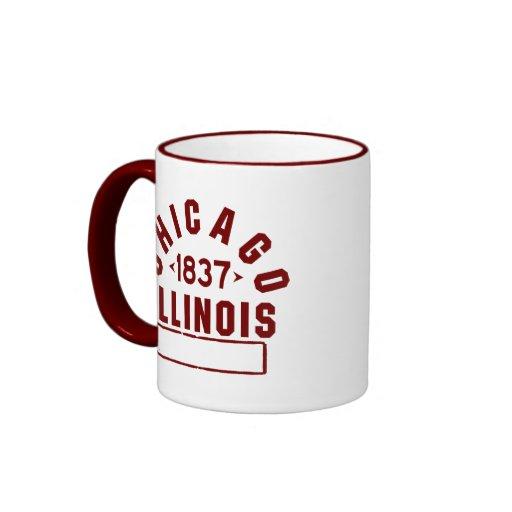 Chicago inc. tazas