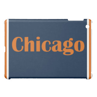 Chicago iPad Case