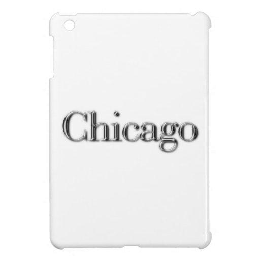 Chicago iPad Mini Carcasas