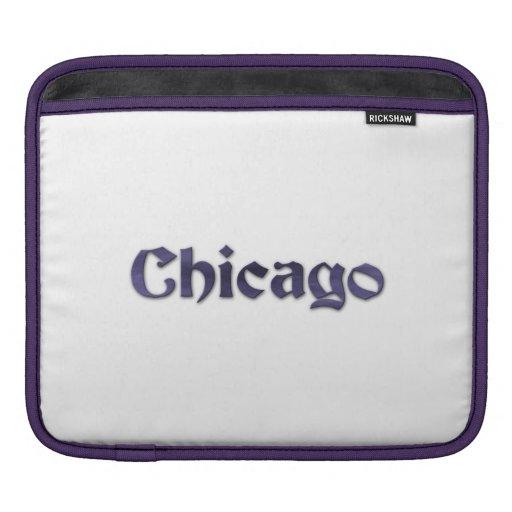 Chicago iPad Sleeves