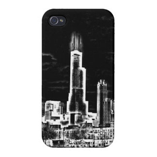 Chicago iPhone 4 Cases