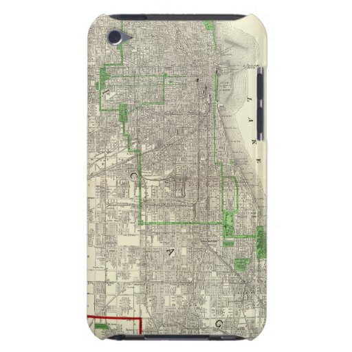 Chicago iPod Touch Case
