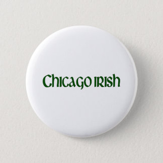 Chicago Irish Button