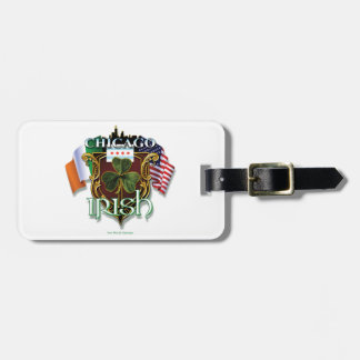 Chicago Irish Tag For Bags