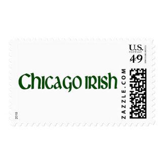 Chicago Irish Postage