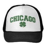 Chicago (Irish Shamrock) Mesh Hat