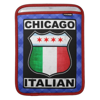 Chicago Italian American iPad Cover