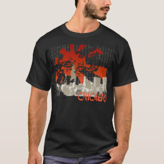 Chicago Japanese style T-Shirt