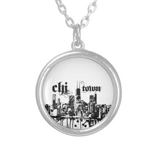 """Chicago """"ji-ciudad"""" puso para su ciudad grimpola personalizada"""