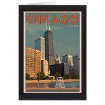 Chicago - John Hancock Center Card