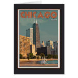 Chicago - John Hancock Center Cards