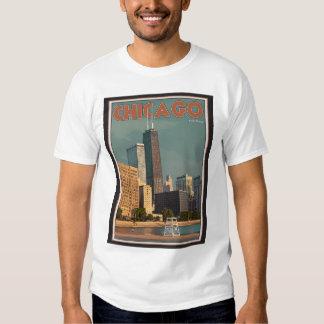 Chicago - John Hancock Center T-shirt