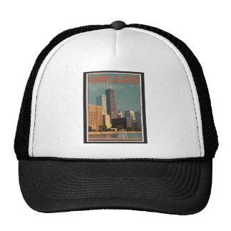 Chicago - John Hancock Center Trucker Hat