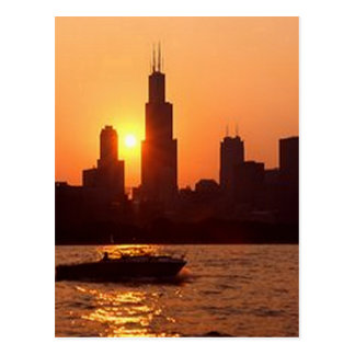 Chicago Journal 2 Post Card