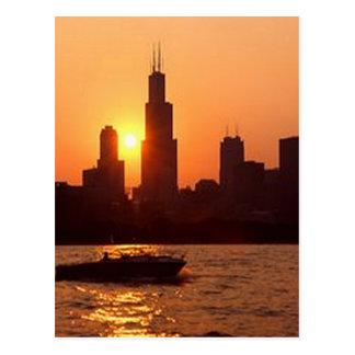 Chicago Journal 2 Postcard