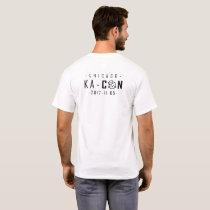 Chicago KA-Con 2017 Black Logo T-Shirt