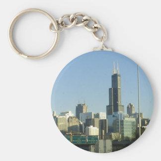 Chicago Key Chains