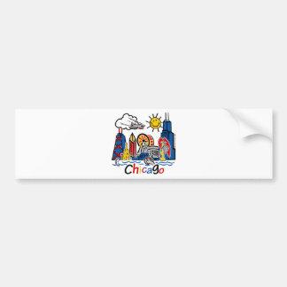 Chicago-KIDS-[Converted] Bumper Sticker