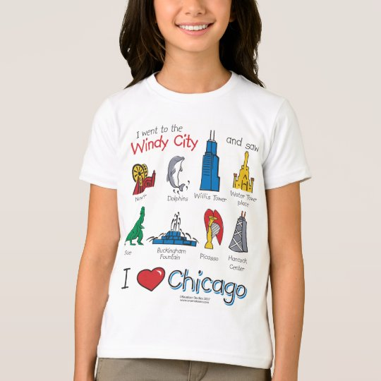 Chicago--kids-Icons-NEW-[Co T-Shirt