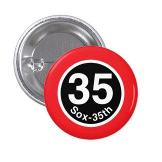 Chicago L línea roja de Sox-35th Pin