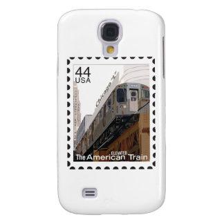Chicago L sello Funda Para Galaxy S4