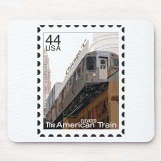 Chicago L sello Mouse Pads