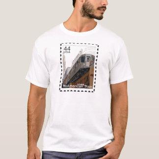 Chicago L Stamp T-Shirt