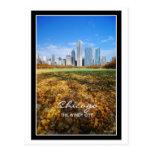 Chicago, la CIUDAD VENTOSA Postales