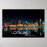 CHICAGO - LA CIUDAD VENTOSA POSTER