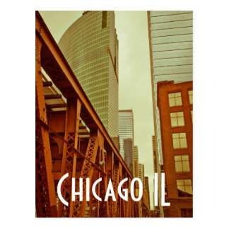 Chicago - la haba postales