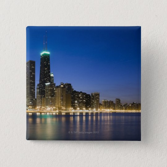 Chicago Lakefront Button