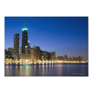 Chicago Lakefront Card