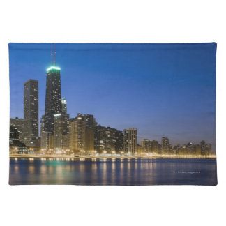 Chicago Lakefront Place Mat