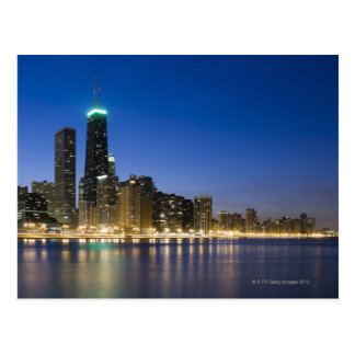 Chicago Lakefront Postcard