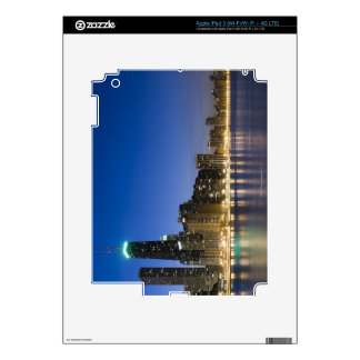 Chicago Lakefront Skins For iPad 3