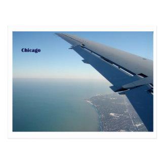 Chicago Lakeshore Postcard