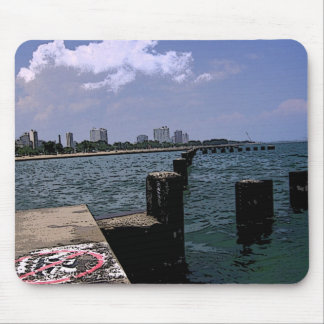 Chicago Lakeshores Mouse Pad