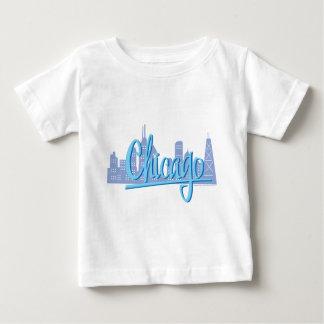 CHICAGO-Light-Blue Tee Shirt