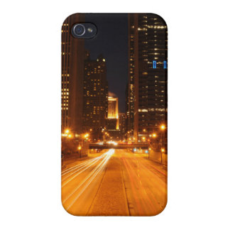 Chicago Lights iPhone 4/4S Covers